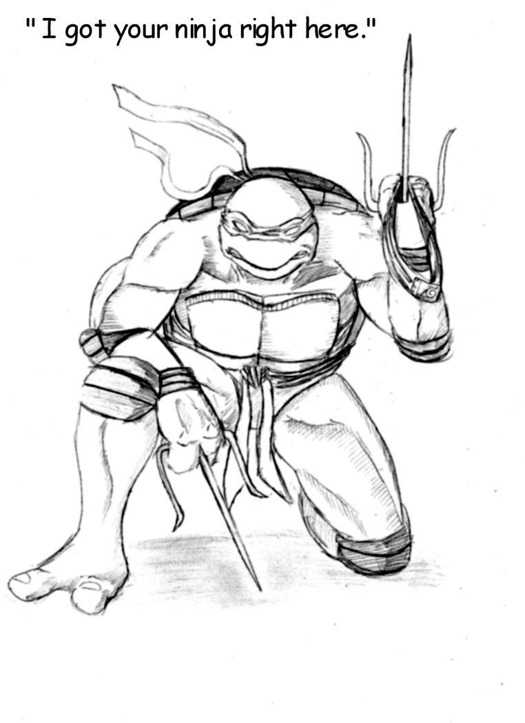 TMNT Raphael by OriginalUnoriginal on DeviantArt