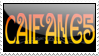 Caifanes Stamp by Tagi-Stamps