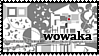 Wowaka Stamp 1 by Scythr