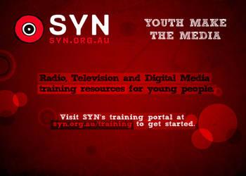SYN - YMTM Postcard design by DesignByKai