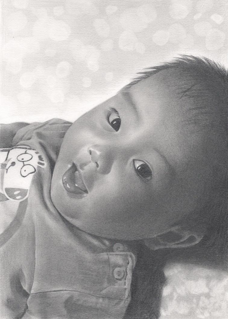 My nephew Chiho by joe1202