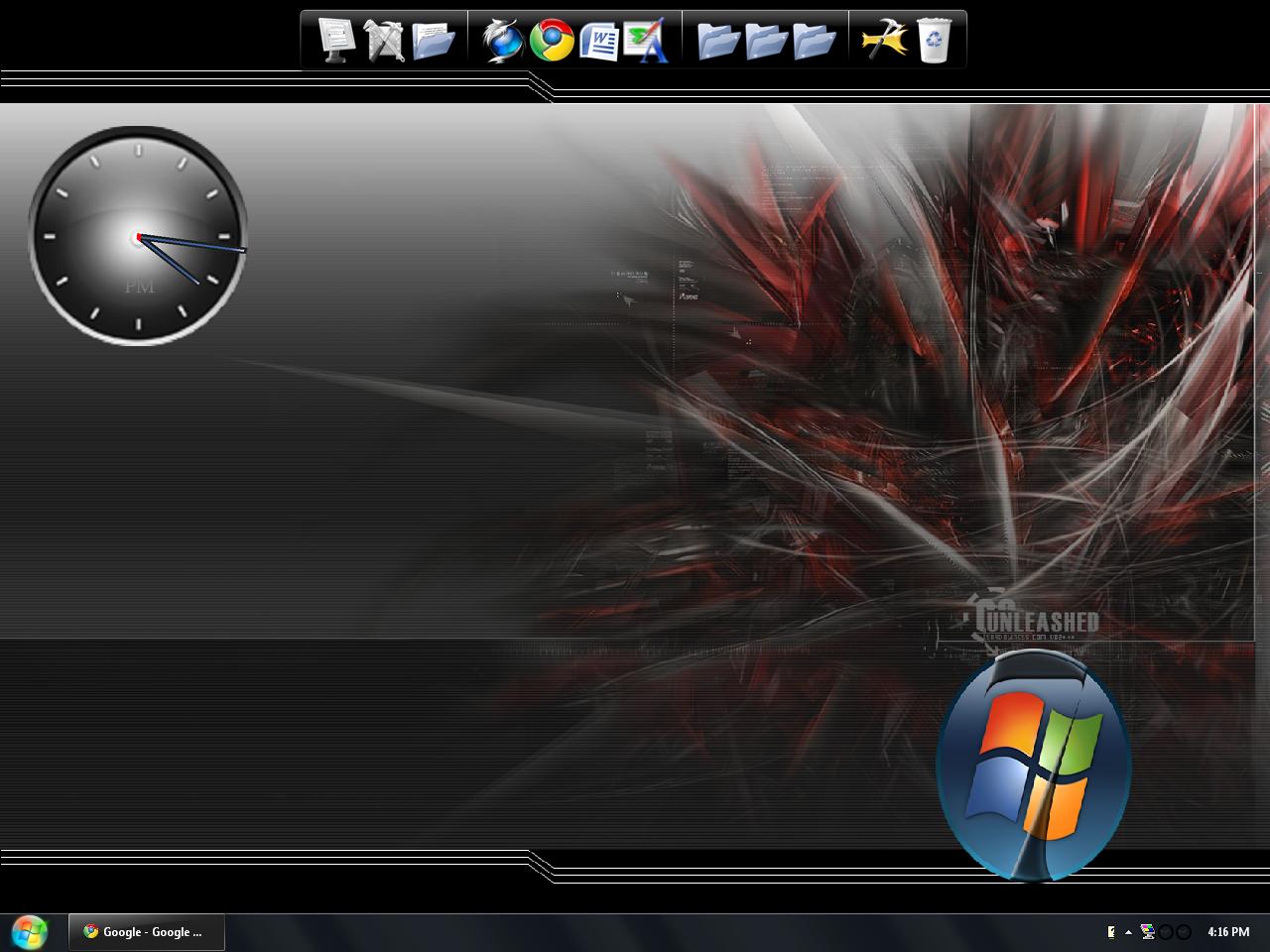 FINAL Desktop Screeny by KevoDevo