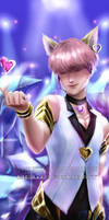 Kda NEWS Tegoshi as ahri