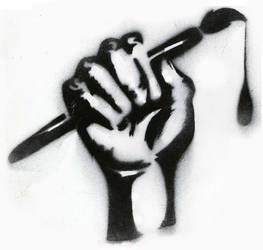 Art is Resistance by drift2012