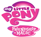 MLP:FIM Logo by Vocaloid-03