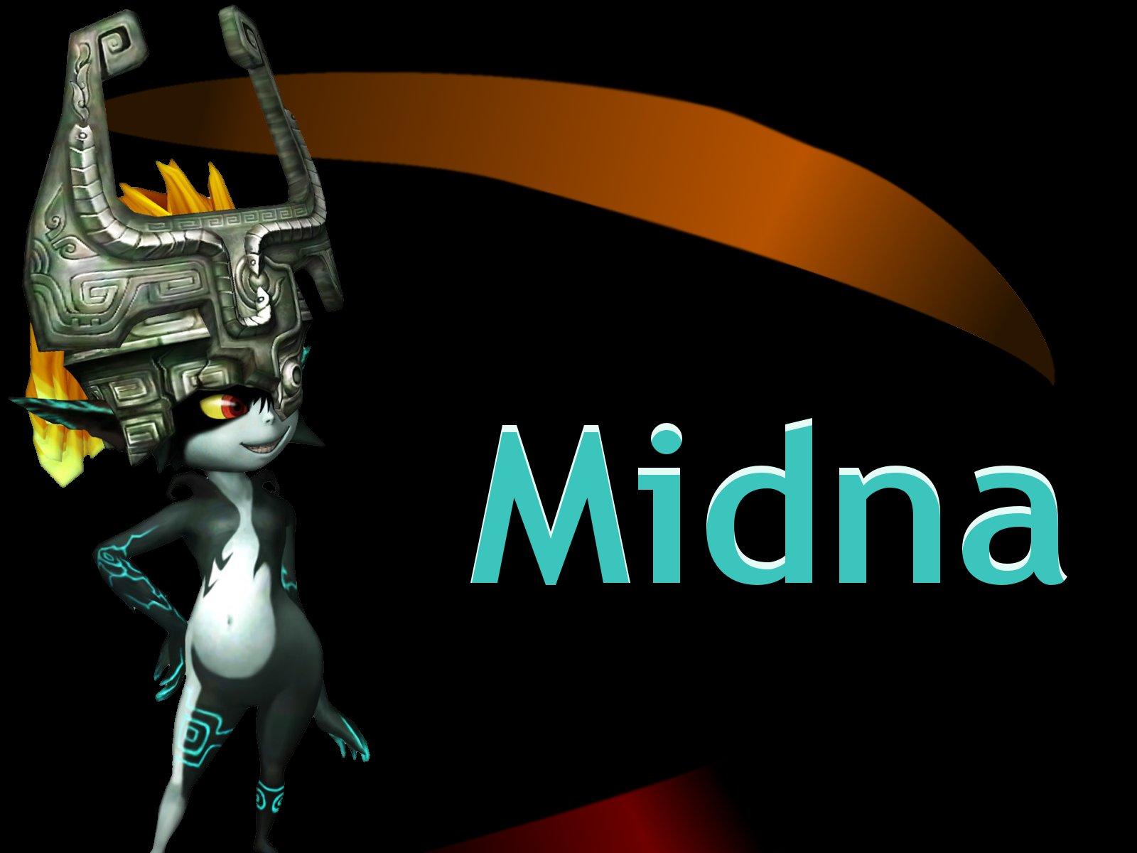 Zelda Twilight Princess Midna Midna is by far my favorite