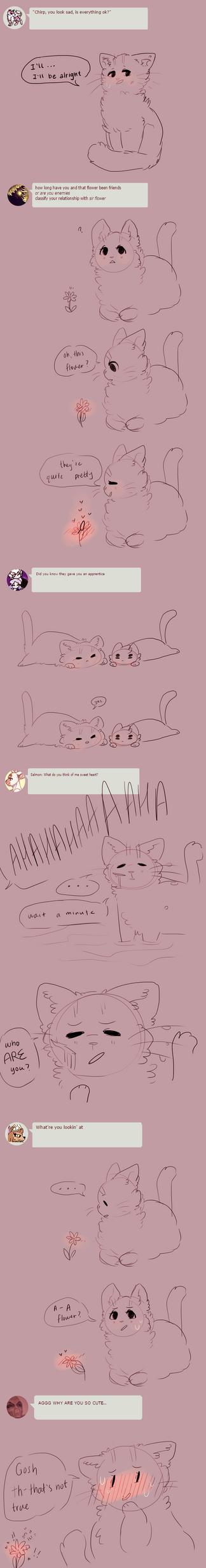 [ Ask LittleChirp ] by LittlePidgie