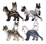 [ OPEN Auction adopts w/ HS ] by LittlePidgie