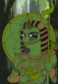 Kek, God of Memes (Anon-Coloured #1)