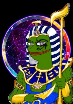 Kek, God of Memes! (Coloured Edition)