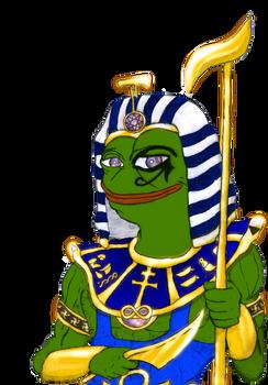 Kek, God of Memes! (No Background)