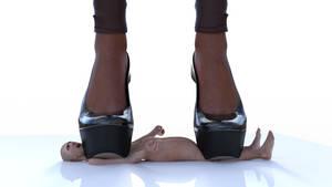 High Heels Crush (growing two times) 2 by Helltrixx