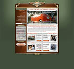Iconic Automotive Website