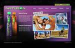 Naturon Sports Drink Website