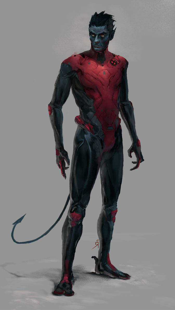 Nightcrawler by OARomer