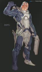 Hope3 by OSCARROMER