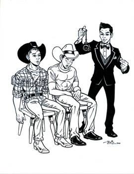 Hypnotized Cowboys