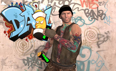 Graffiti by Fae3D