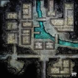 B2 GRID Underground Village by Zatnikotel