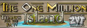 Thanks a million Island by Zatnikotel
