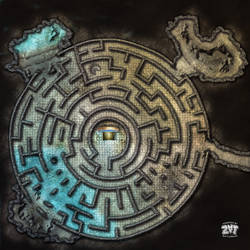 IB2 X2 Under Ziggurat Maze
