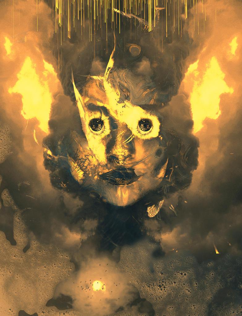 Evil Is In Me by BeboDesign1