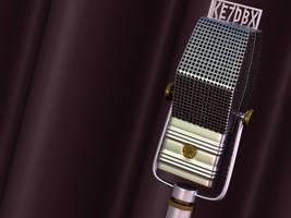 KE7DBX Microphone by Mackingster