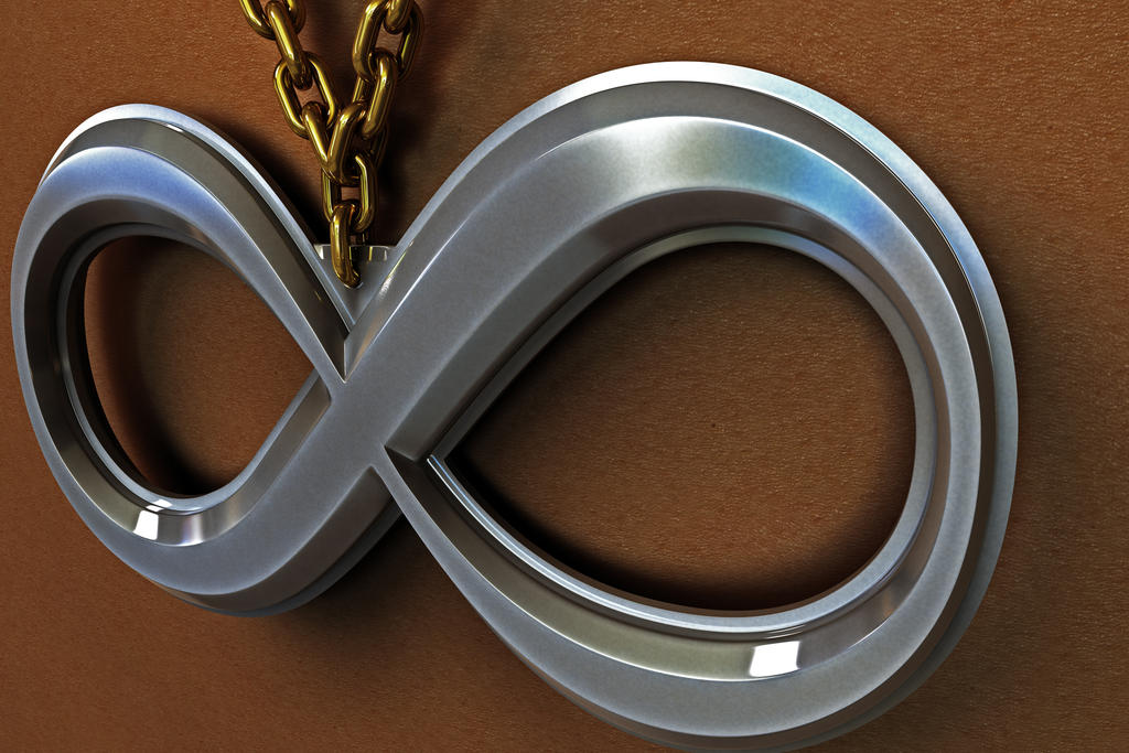 Infinity Necklace by Mackingster