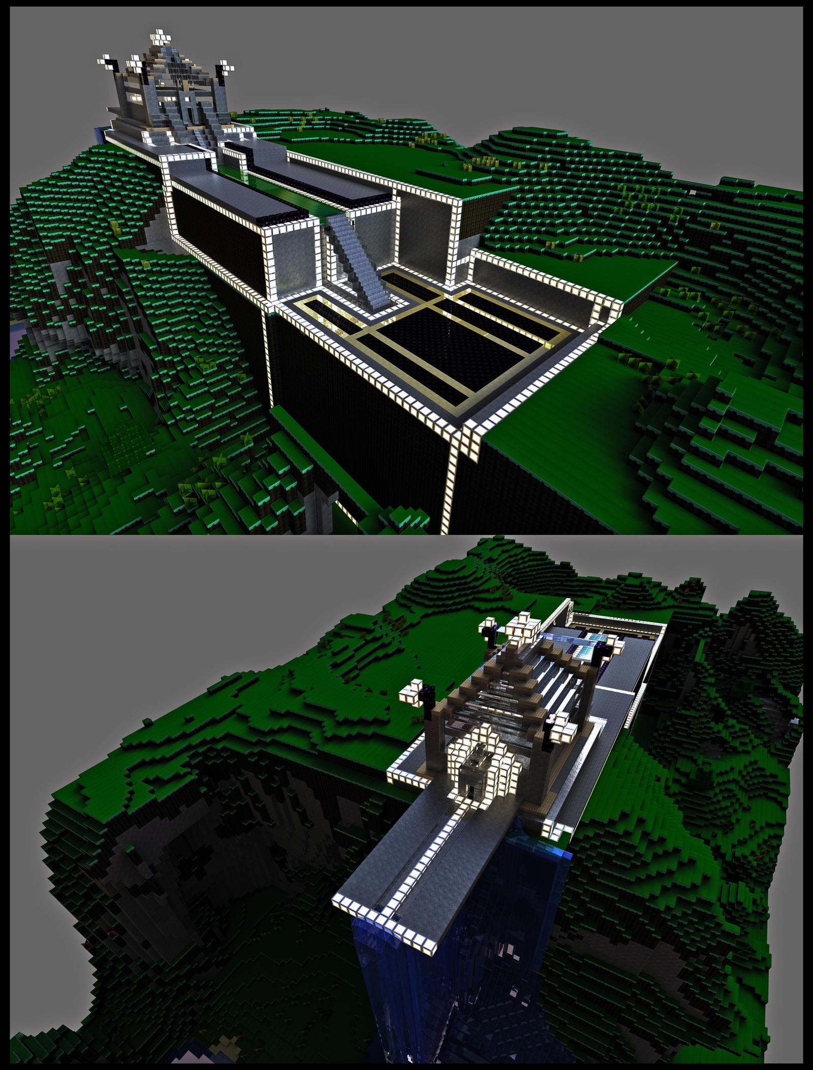 Mincraft creation by Mackingster on DeviantArt