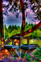 Table HDR by Mackingster