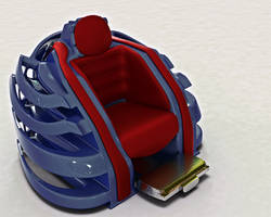 Chair design 1 by Mackingster