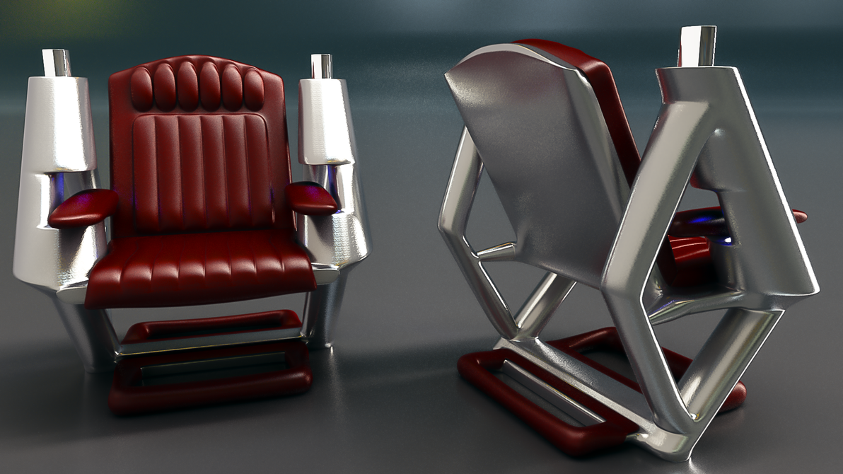Chair D11fin by Mackingster