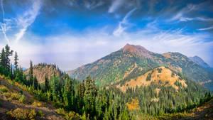 hurricane ridge Mountains 1