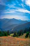 hurricane ridge Mountains 2