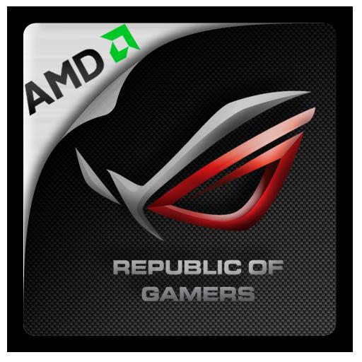 CPU-Z Rog AMD Icon By ZeroDs111 On DeviantArt