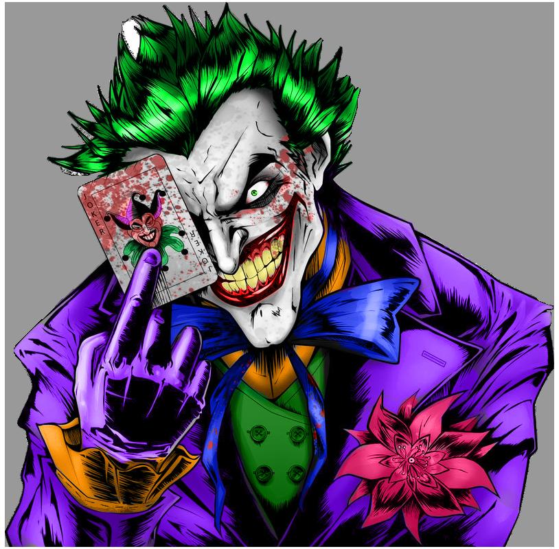 Dibujo del Joker Modificado en PS - Taringa!