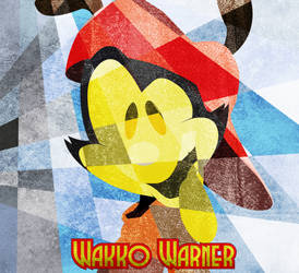 Wakko Warner by GhostReach