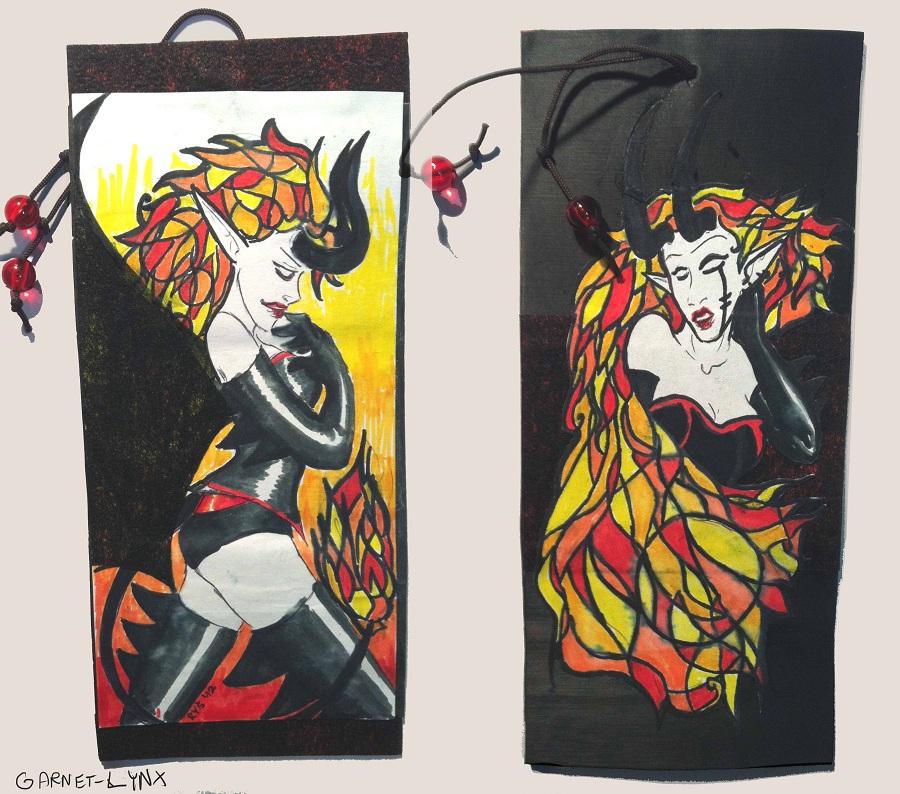 Hellfire by garnet-lynx