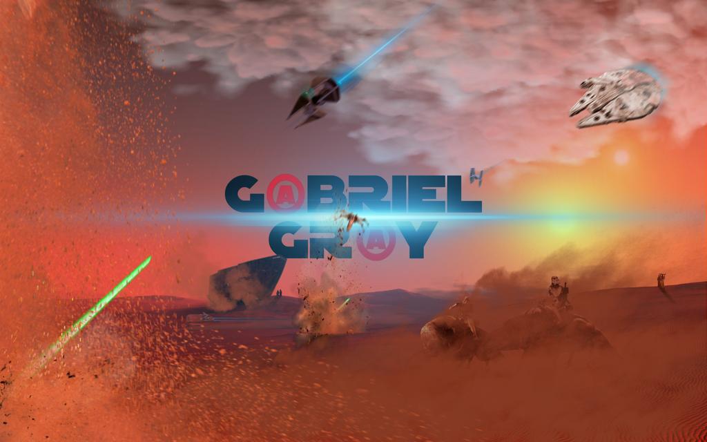 STARWARS Tatooine Crisis - (G@BRIEL GR@Y) - Banner by GBRIELGRY