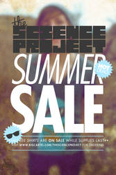 Science Project Summer Sale.