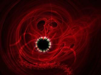 Black Hole Heart by hatchetgirl