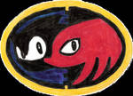 Sonic And Knuckles Logo