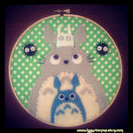 My Neighbor Totoro Hoop