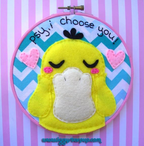 Psy, I Choose You! by iggystarpup