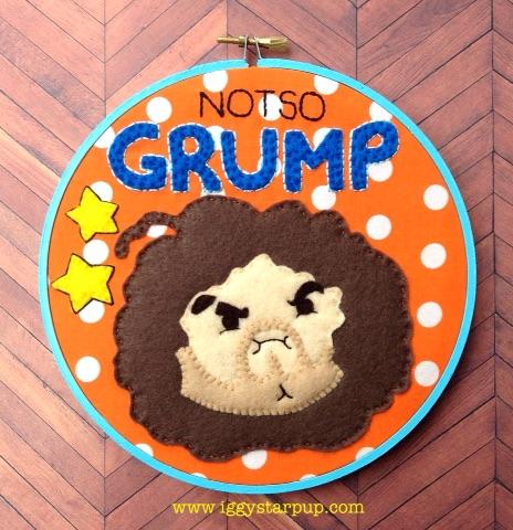 Game Grumps Danny Not So Grump Hoop by iggystarpup