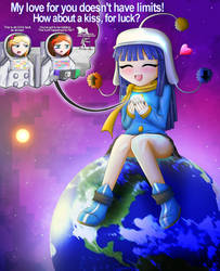 Gilda Mars Conquers the World by THEDAIBIJIN