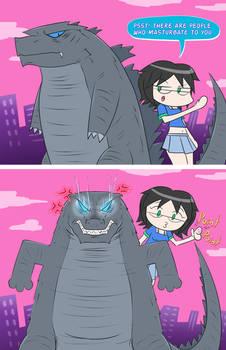 Godzilla's Bitter Truth