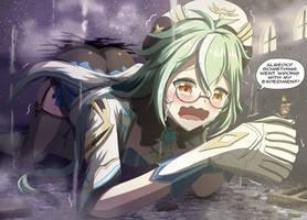 Genshin Impact Sucrose's Miscalculation