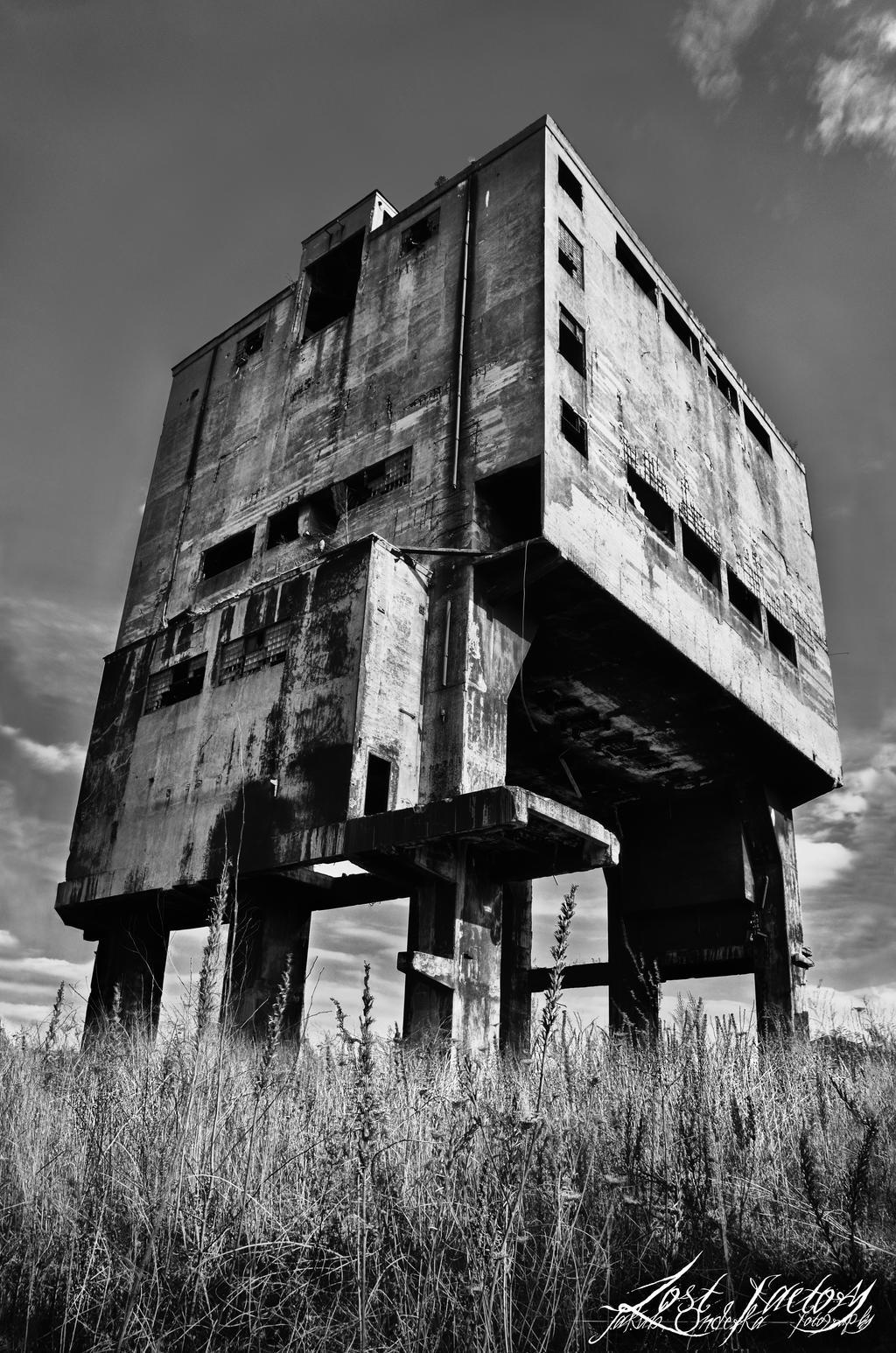 Lost factory by DZerWebdesign