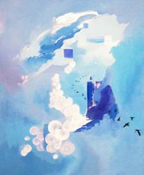 dreams of flight by thepurplemonster